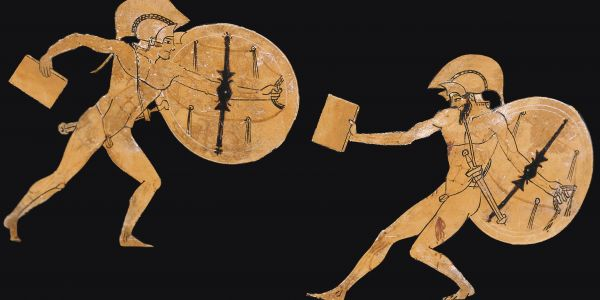 the transformation of the character of achilles in homers iliad Read homer's odyssey part 10 online for free at  the incident took place after the action of the iliad, and after the death of achilles  homer's odyssey part 11.