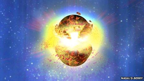gamma-rayburst