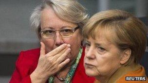 Germanminister-Schavan