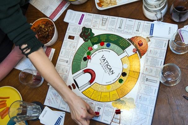 Vaticanboardgame