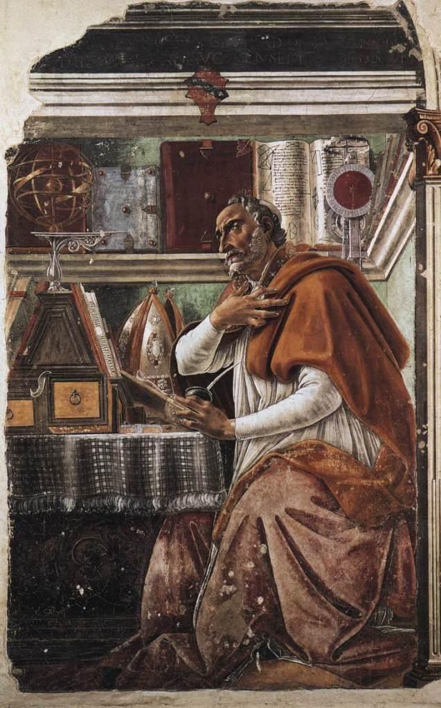 Botticelli-StAugustine