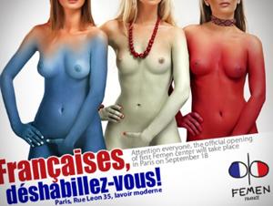 Femen_Drapeau