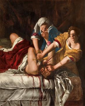 Gentileschi-Judith