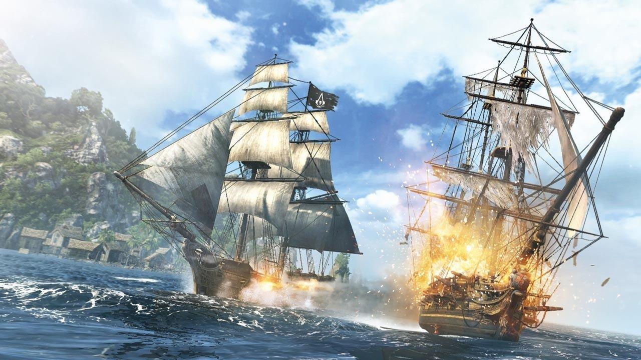 Pirate Storm Schiffe