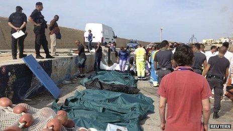 Lampedusa-victims