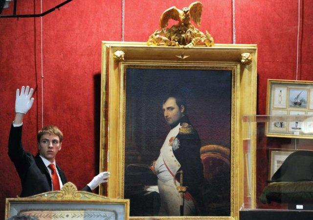 Napoleon-auction